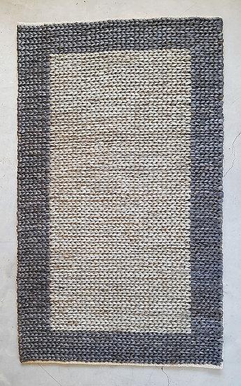 שטיחי יוטה איכותיים | שטיח יוטה טבעי | שטיח בעבודת יד | שטיח יוטה חום