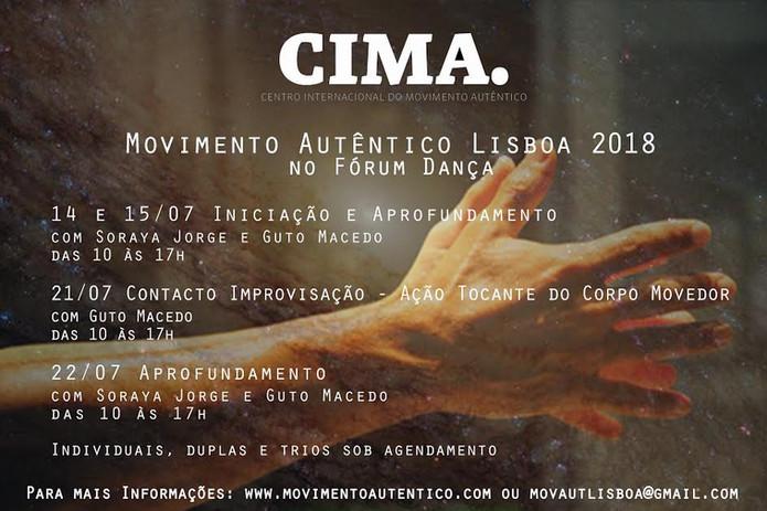 Movimento Autêntico em Lisboa