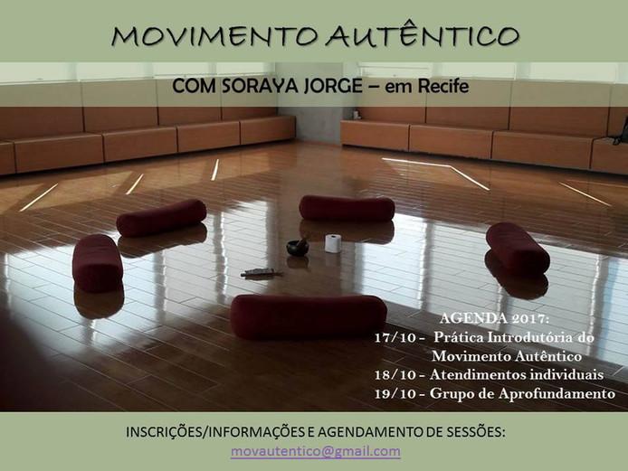 Movimento Autêntico em Recife