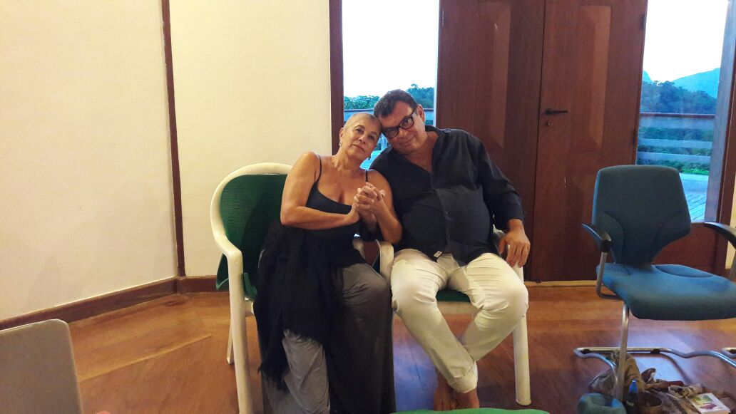 Soraya Jorge e Auterives Maciel