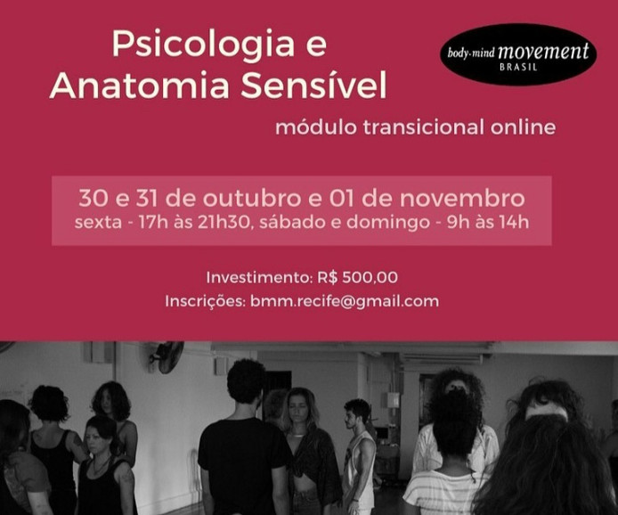 Psicologia e Anatomia Sensível