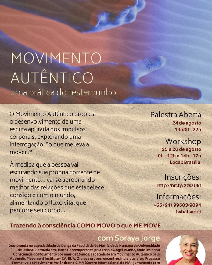 Grupo de Movimento Autêntico em Brasília