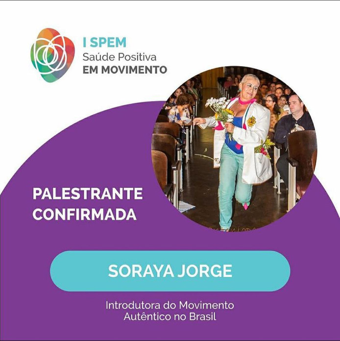Soraya Jorge no SPEM 2021