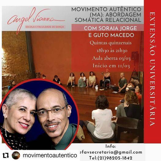A história do Movimento Autêntico (MA) no Brasil