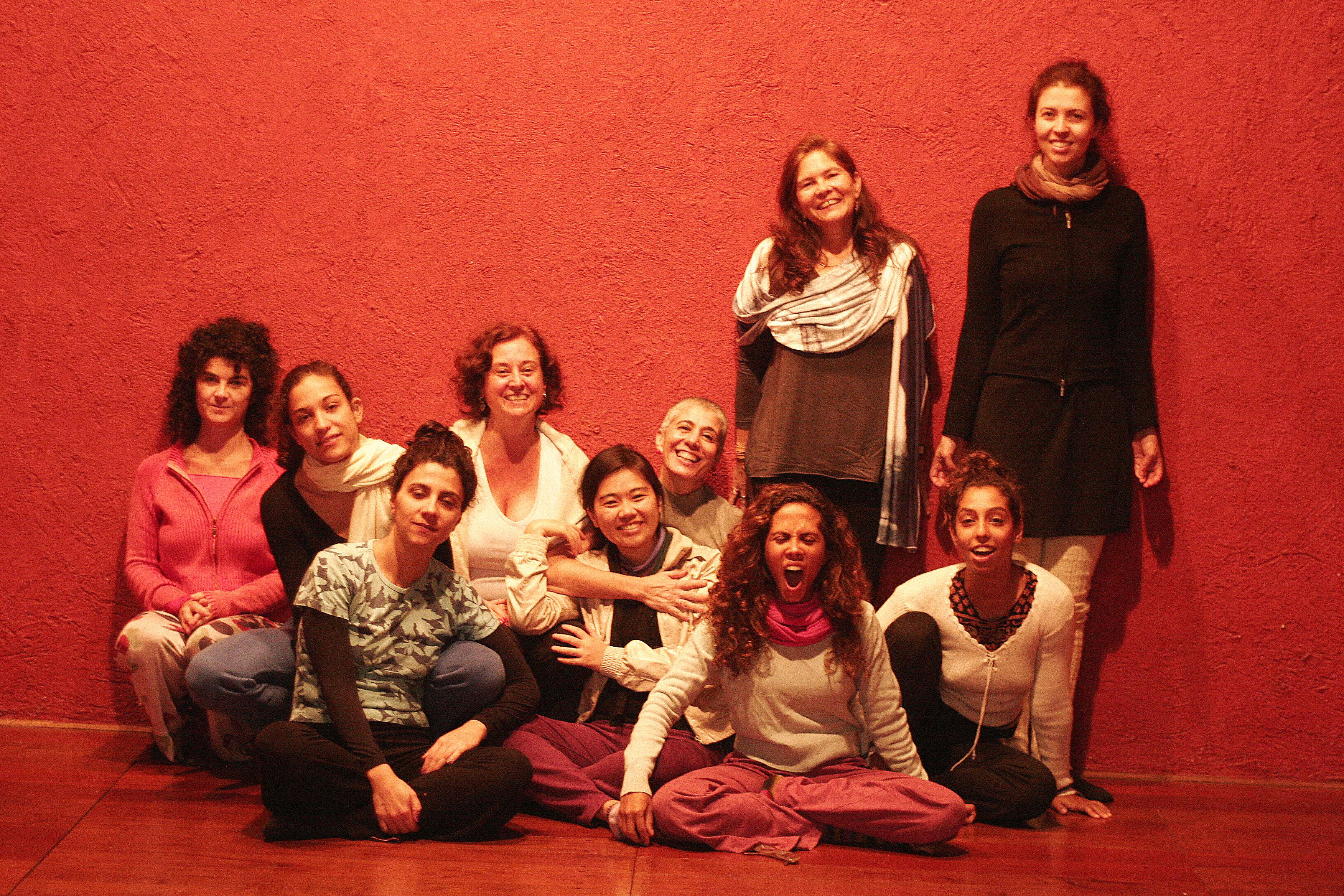 Grupo de Aprofundamento RJ 2011