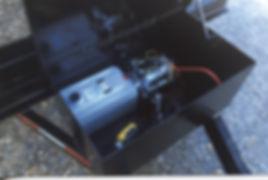 Hydraulic pump - Trailer Express Mfg., Sikeston, MO