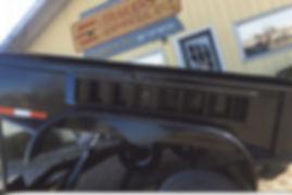 Dump - Trailer Express Mfg., Sikeston, MO