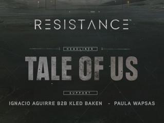 Paula Wapsas será parte del support nacional a Tale Of US