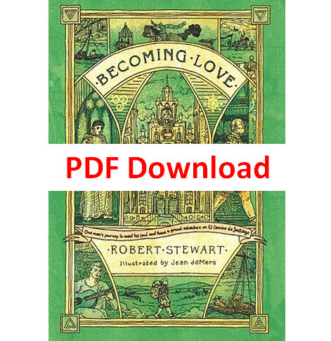 Becoming Love by Robert Stewart (PDF Digital Download)