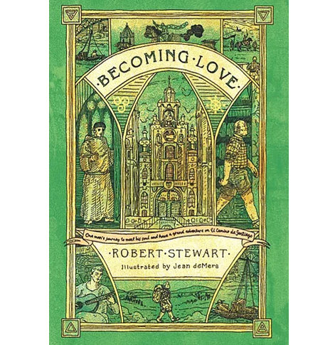 Becoming Love by Robert Stewart; Paperback Book, PeaceWorks Publishing