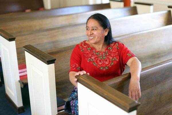 Maria in Sanctuary - Daily Progress imag