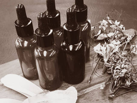Barefoot Magick Oils.