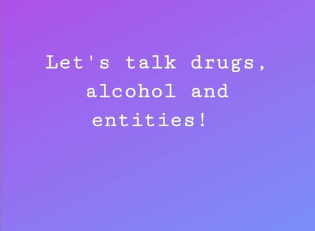 Let's Talk Drugs...