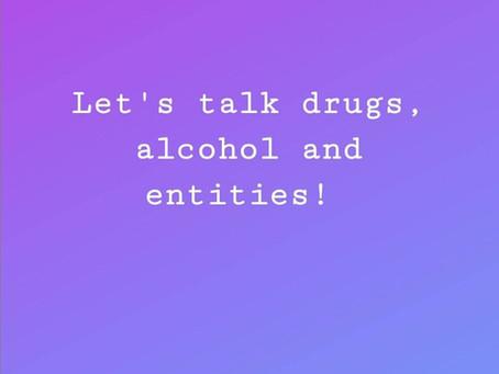 Let's Talk Drugs...