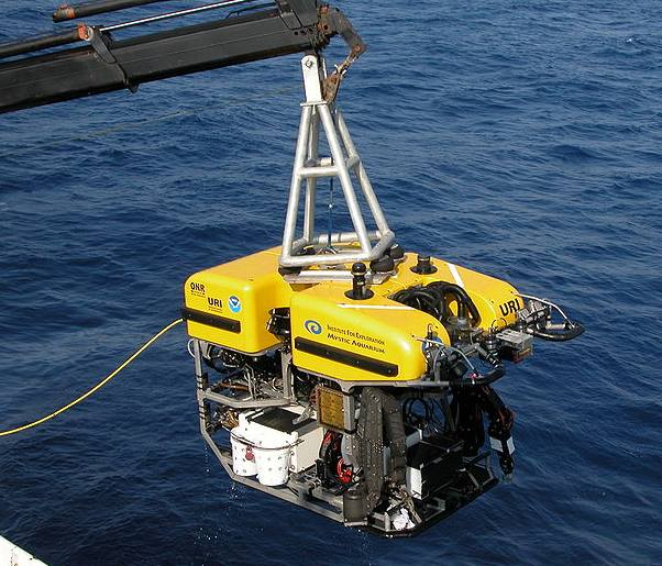ROV and Underwater Operations