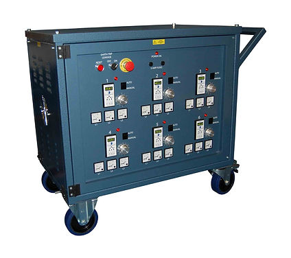 GHT8003-Mains-Voltage-Control-Unit-Front