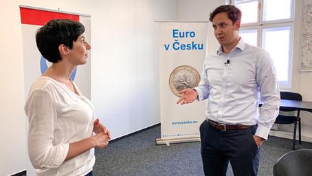 Euro v Česku se zapojilo do debaty TOP 09