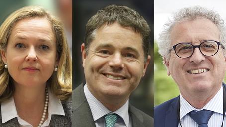 Španělsko, Irsko a Lucembursko se utkají o vedení Euroskupiny