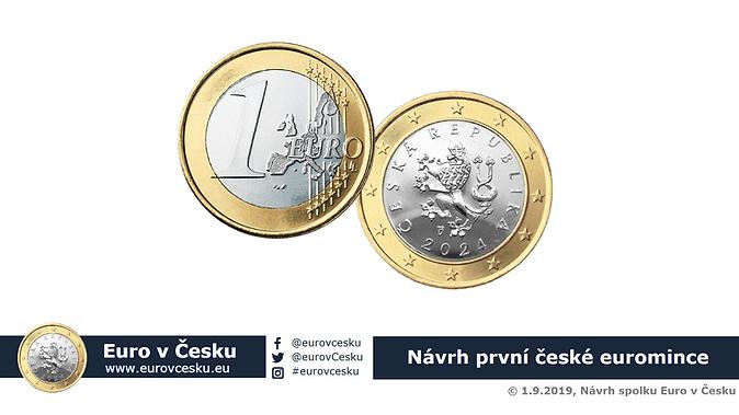 české euro