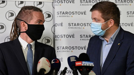 Koalice Pirátů a Starostů zřejmě podpoří euro v Česku