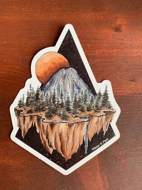 Mt. Hood Sticker