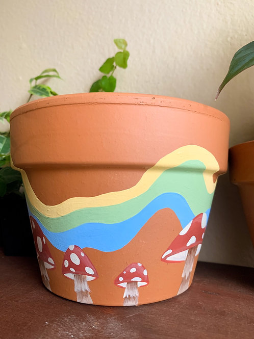 Room for Shrooms Proud pot