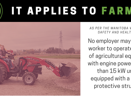 """ROPS - """"It Applies to Farming"""""""