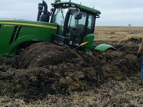 DON'T GET STUCK IN A RUT WHEN IT COMES TO SAFETY THIS SPRING