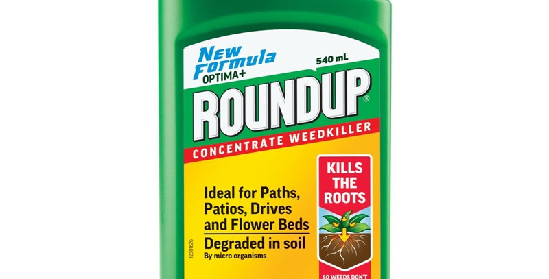 Roundup concentrate total weedkiller 540ml