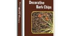 Erin's Decorative bark chippings- compressed bale