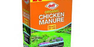 Chicken manure 2.25kg