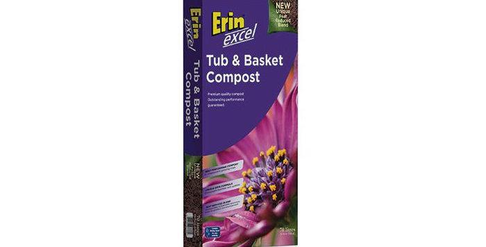 Erin Tub & Basket Compost