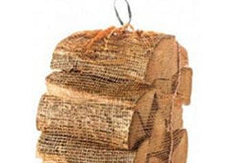 Hardwood kiln dried logs- netted