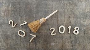 Saluta al meglio il vecchio anno con domande e fiori