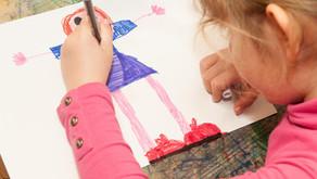 Bambini: leggiamo i loro disegni e aiutiamoli con i fiori di Bach