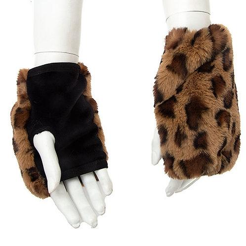 On the Prowl Fingerless Gloves