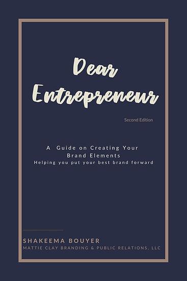 Dear Entrepreneur Bundle