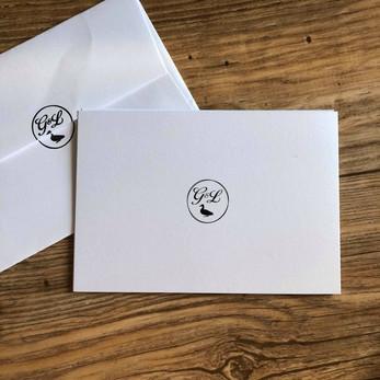 Personalise stamping detail