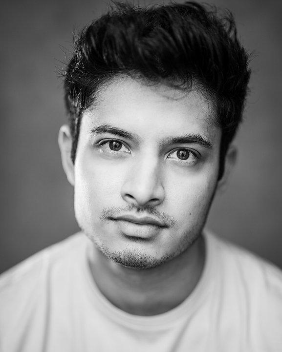 Tarish Patel Headshot 2021