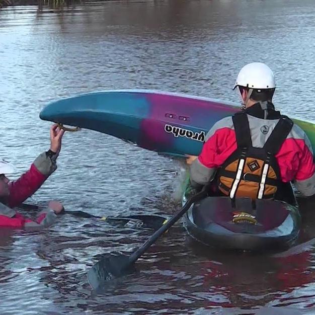 FSRT Deep Water Rescue WW Kayak