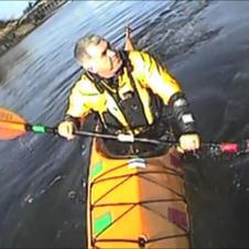 Gordon Brown How to turn a kayak