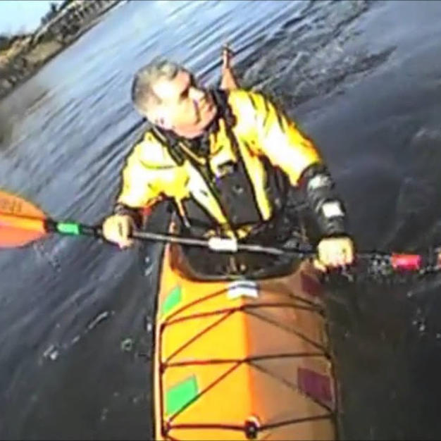 Gordon Brown How to turn a kayak