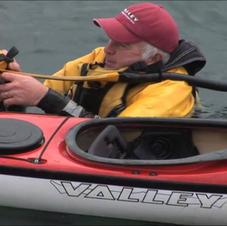 Gordon Brown Kayak Float Self Rescue