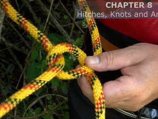 Chapter 8 Knots, hitches and anchors