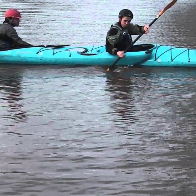 FSRT Hold on Tow Touring/Sea Kayak