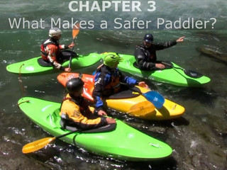 Chapter 3 What makes a safer paddler