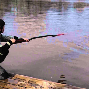 FSRT Reach-Kayak Paddle