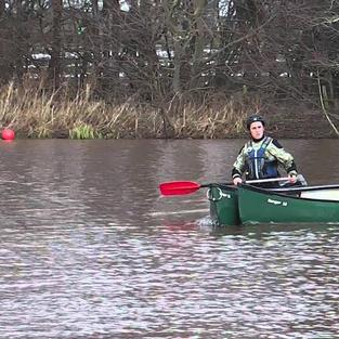 FSRT Nudge Tow 2 Canoe