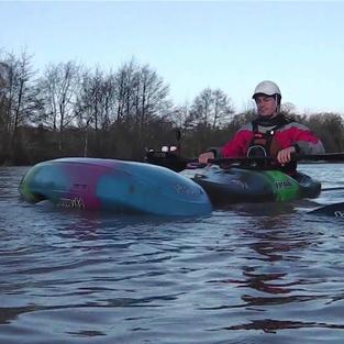 FSRT Rescue unconscious paddler
