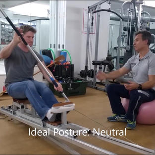 Ivan Lawler Racing Kayak Technique
